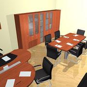 Дизайн интерьера банка и офиса