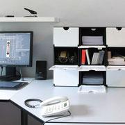 Schreibtischboxen