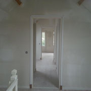 Binnen renovatie