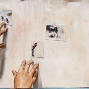 Memory, 2015, Öl auf MDF, 40 x 80 cm