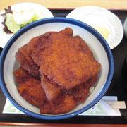 福井名物・ソースかつ丼