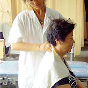 Les massages et mobilisations sont des pratiques issues du Tuina.