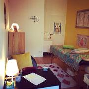 Le cabinet de l'association SanBao à Bordeaux : Une ambiance simple et chaleureuse