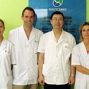 La validation des études en France passe par des stages en milieu hospitalier en Chine, encadré par des Professeurs reconnus.