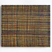 horizontalvertikal, 2007, 59 x 70 x 4 cm, Sperrholz, Lack, Pigment