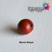 Marron Brique Indahia