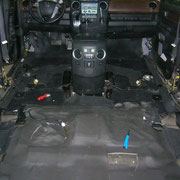 Шумоизоляция Honda Pilot