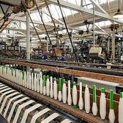 Ein Blick ins Textilmuseum in Bocholt