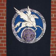 """Banner """"Universität zu Kreisheim"""" (Experimental 5 ff.)"""