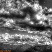 Ein Wolkengeist