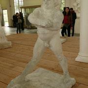 Etude de Balzac- Nu Lorsque Rodin reçoit une commande, il cherche Et ce qu'il propose surprend souvent les commanditaires, voire les mécontente carrément.