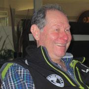 Dieter Magath, war an diesem Tag leider verletzt, freute sich sehr über den Sieg.
