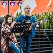 Music Secrets Schüler Live bei der Messe Nürnberg 2016