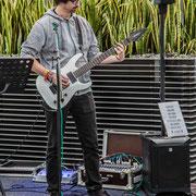 Music Secrets E-Gitarre Solo Live bei der Messe Nürnberg 2016