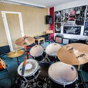 Schlagzeug der Musikschule Music Secrets in Nürnberg