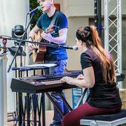 Music Secrets Keyboard und Gitarre Live bei der Messe Nürnberg 2016