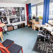 Schlagzeug Musikschule Music Secrets in Nürnberg