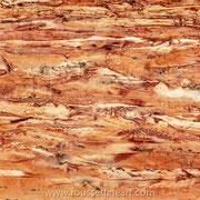 Mirage (Etude #1) - acrylic inks on wood panel - encres acryliques sur bois 76 x 102 cm - 2010 - Improvisation