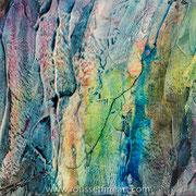 Etude #10 - oil on wood panel - huile sur bois - 20 x 25 cm - 2016