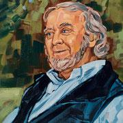 """Lucien Chaulet - oil on canvas - huile sur toile 41 x 33 cm (16 x 13"""") - 2016 - impression"""