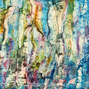 Katahdin - oil on canvas - huile sur toile - 76 x 103 cm - 2015