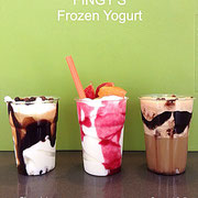Fingy's frozen yogurt