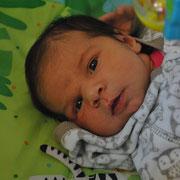 Clara Magdalena 18.Februar 2014, 54cm, 3675 Gramm