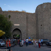 Alte Stadtmauer von Diyarbakir