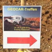 zum GEOCAR-Treffen