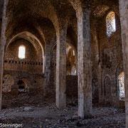 armenische Kirchenruine in Cüngüs