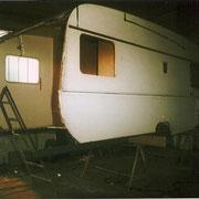 der Wohnwagen