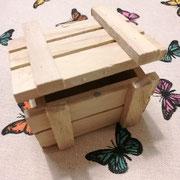 Bauletto di legno