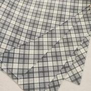 Pannolenci scozzese grigio