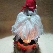 Lampada Babbo Natale