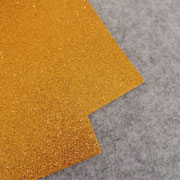Gomma glitterata Oro