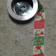Nastro Babbo Natale