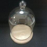 Campana base di legno