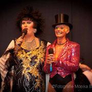 Eröffnungsshow - Käthe Köstlich & Mo Weirich