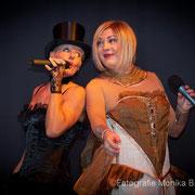 Mo Weirich & Angelica Glitzer