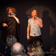 Eröffnungsshow - Angelica Glitzer & Just Mike
