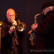 Eröffnungsshow - Hardy Döhrn & Wolf Doldinger