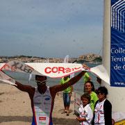 Olivier Marceau vainqueur du Corsica X tri 2011