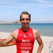 Belle victoire de Nicolas Lebrun