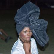 Fantask Créations by Mu - Maré tèt - Attaché de foulard