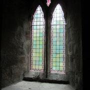14th-century Early English window