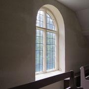 18th-century-style window of 1838