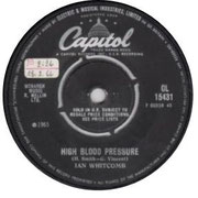 High Blood Pressure Capitol CL 15431 1965