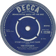 I've Got Everything You Need Babe / Every Little Day Now - Decca - UK - F 12269