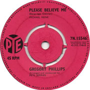 Please Believe Me/Angie Pye 7N 15546 1963