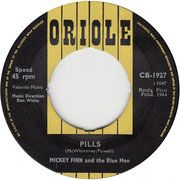 Pills/Hush Your Mouth Oriole CB 1927 1964